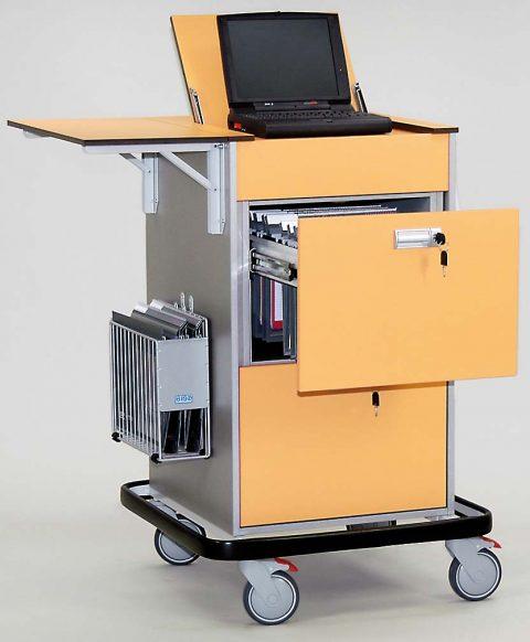 Laptopwagen