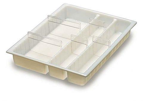 Zubehör Persolife Organisationseinsätze für Schubladen