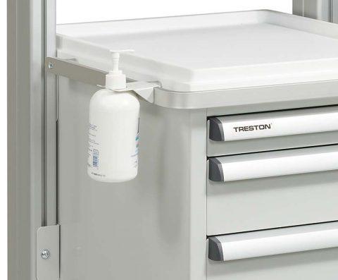 Zubehör Treston Medi - Halterung für Desinfektionsmittel