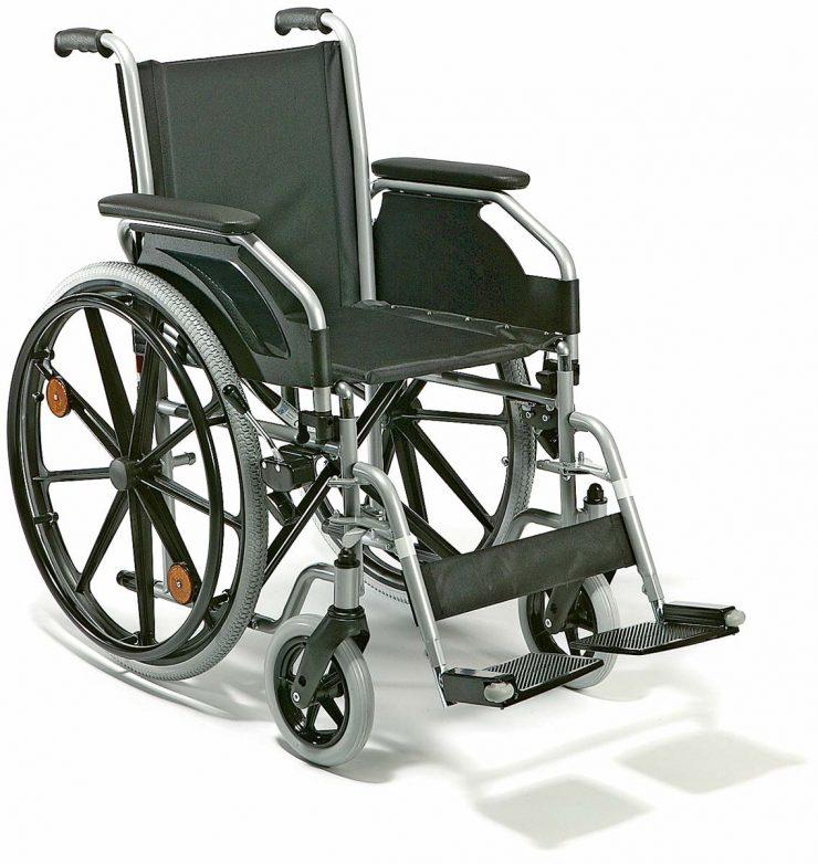 Rollstuhl 708 Delight