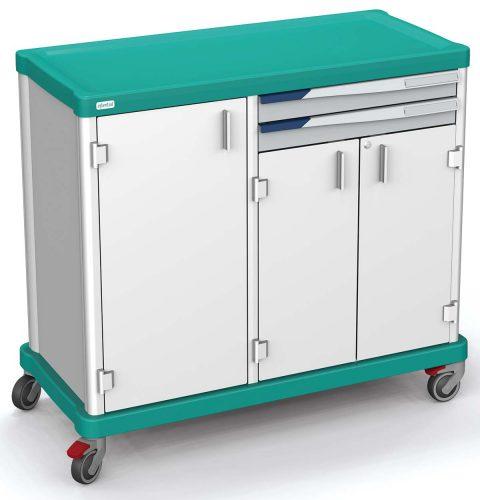 ESSENTIAL Wäschewagen Dual