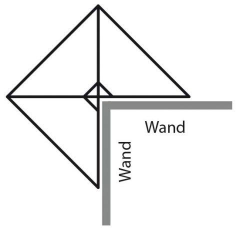 Wertstoff-Sammelstation Graz Dreiecke